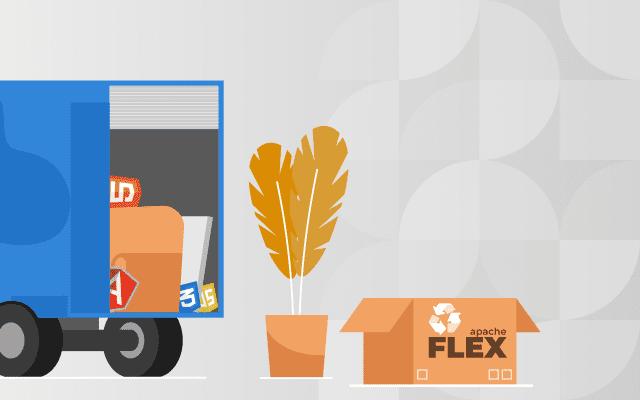 Flex to HTML5 Migration