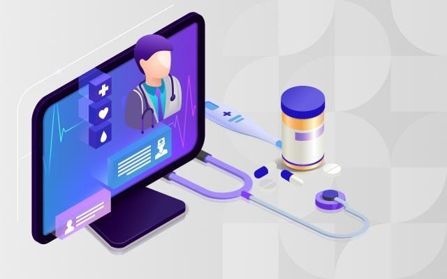 Web App for Patients: Case Study